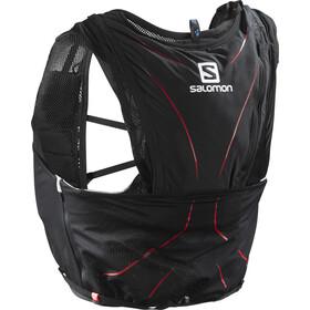 Salomon Adv Skin 12 Bag Set Black/Matador